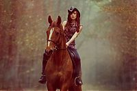 TopRq.com search results: girl with a horse