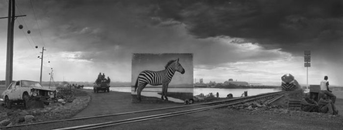 Inherit the Dust, East Africa urbanisation photography by Nick Brandt