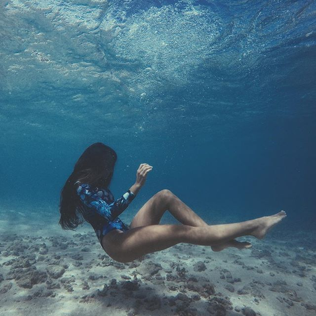 Underwater photography by Rava Ray