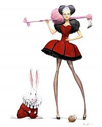 TopRq.com search results: Alice in Wonderland concept