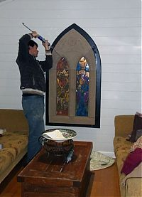 TopRq.com search results: motherboard stained glass window