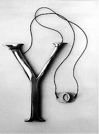 Black and white surrealistic photo by Chema Madoz