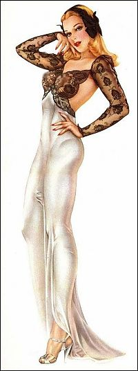 TopRq.com search results: Pin-up girls by Alberto Vargas