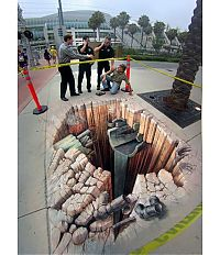 TopRq.com search results: 3D illusions by Kurt Wenner