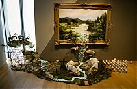 TopRq.com search results: Miniature landscape art by Gregory Euclide