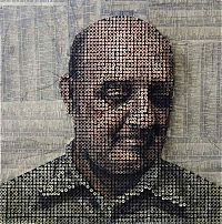 TopRq.com search results: 3D screw portraits by Andrew Myers