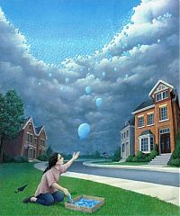 TopRq.com search results: Surrealistic paintings by Rob Gonsalves