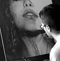 TopRq.com search results: Feelings, photorealistic painting by Diego Fazio