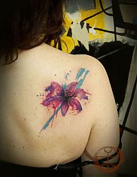 TopRq.com search results: watercolor tattoo