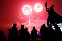 TopRq.com search results: new year 2014 fireworks around the world