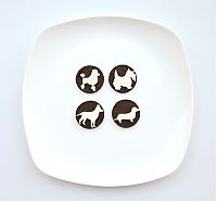 TopRq.com search results: Food art by Hong Yi
