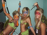 TopRq.com search results: teenage mutant ninja turtles cosplay girl costume presentation