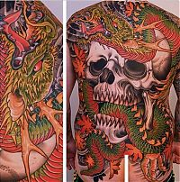 TopRq.com search results: Creative tattoo art by Peter Lagergren