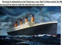TopRq.com search results: interesting facts about titanic