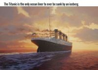 interesting facts about titanic