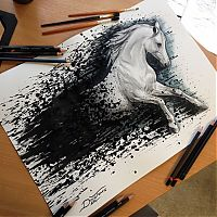 Art & Creativity: Photorealistic painting art by Dino Tomic
