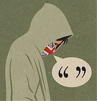 TopRq.com search results: Satirical art illustrations by John Holcroft
