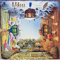 TopRq.com search results: 4siders painting art by Jacek Yerka
