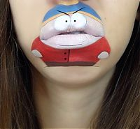 TopRq.com search results: Cartoon characters face makeup by Laura Jenkinson
