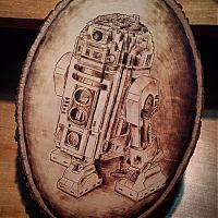 TopRq.com search results: Pyrography wood burning by Rick Merian