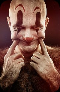 TopRq.com search results: Clownville portraits project by Eolo Perfido