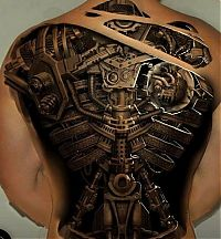 creative tattoo