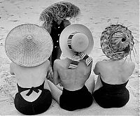 TopRq.com search results: Black and white photography by Nina Leen