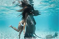 Art & Creativity: Underwater photography by Rava Ray