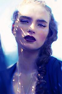 TopRq.com search results: Photorealistic portraits by Irakli Nadar