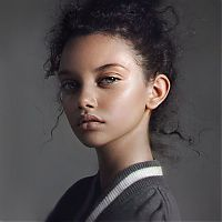 Photorealistic portraits by Irakli Nadar
