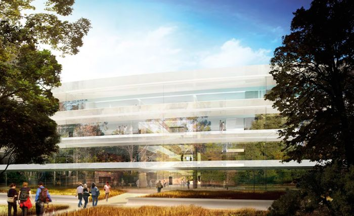 Apple Campus 2, Corporate Headquarters of Apple Inc., Cupertino, California, United States