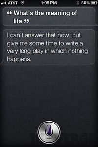TopRq.com search results: Siri, iOS intelligent personal assistant answers, iPhone 4S