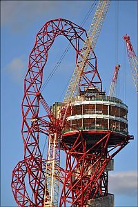 TopRq.com search results: ArcelorMittal Orbit, Olympic Park in Stratford, London