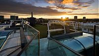 Architecture & Design: Glass rooftop penthouse, London, United Kingdom