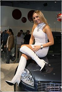 TopRq.com search results: auto motor show girl