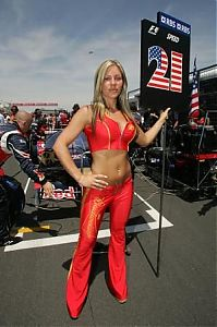 TopRq.com search results: Grid Girl Of Scott Speed Montreal 2006-06-25