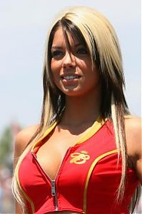 TopRq.com search results: Budweiser Grid Girls Montreal 2006-06-25