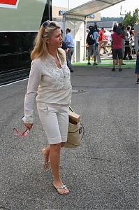 TopRq.com search results: Corina Schumacher Wife Of Michael Schumacher Hockenheim 2006-07-29