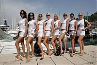 TopRq.com search results: F1 Glamour Girls, Monaco F1 Grand Prix, 24th-27th, May, 2007