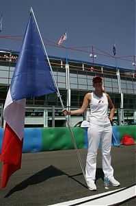 TopRq.com search results: France Grid Girl Magny Cours 2006-07-16