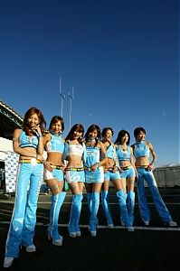 TopRq.com search results: Girls In The Paddock Suzuka 2006-10-05