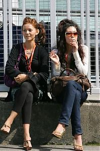 TopRq.com search results: Girls In The Paddock Suzuka 2006-10-08