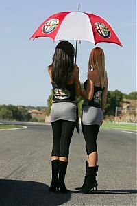 TopRq.com search results: Girls, Vallelunga WSBK Race 2 2007