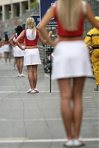 TopRq.com search results: Grid Girls, Monaco F1 Grand Prix, 24th-27th, May, 2007