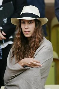 TopRq.com search results: Heiress Tatiana Santo Domingo - Girlfriend Of Andrea Casiraghi Son Of Princess Caroline - Monaco 2006-05-24