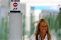 TopRq.com search results: Hot Security Girl Magny Cours 2006-07-16