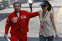 TopRq.com search results: Jean Todt And Michelle Yeoh - Monaco 2006-05-27