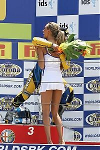 TopRq.com search results: Kagayama and girl, San Marino WSBK Race 1 2007,