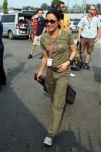TopRq.com search results: Michelle Yeoh Girlfriend Of Jean Todt Monza 2006-09-06