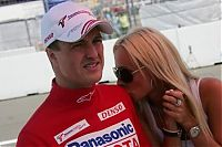 TopRq.com search results: Ralf And Cora Schumacher Hockenheim 2006-07-30